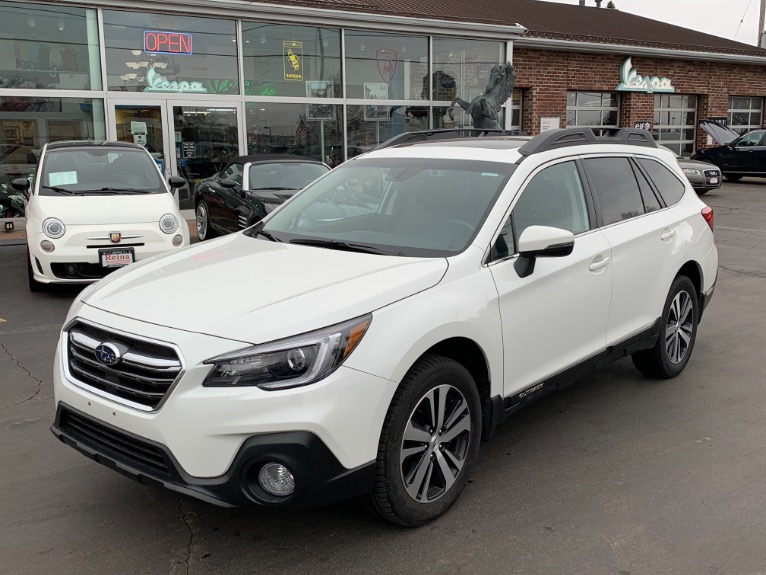 Used 2018 Subaru Outback 2.5i Limited AWD W/ Adaptive Cruise | Brookfield, WI