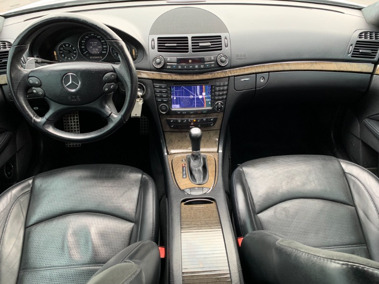 Used-2007-Mercedes-Benz-E-63-AMG