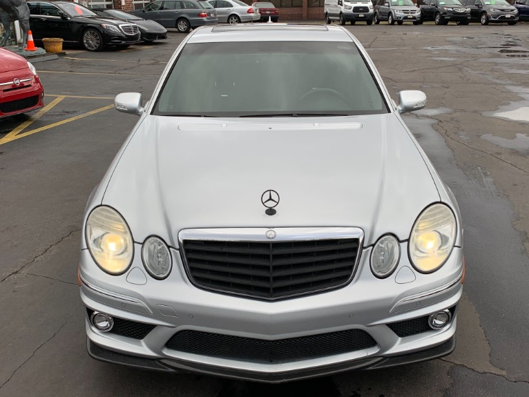 Used-2007-Mercedes-Benz-E-63-AMG-Sport