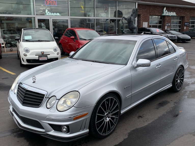 Used 2007 Mercedes-Benz E 63 AMG Sport | Brookfield, WI