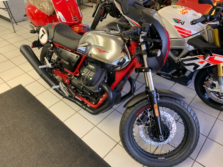 New 2020 Moto Guzzi V7 III Racer 10TH Anniversary Ed  | Brookfield, WI