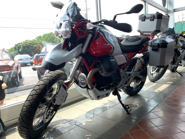 New 2020 Moto Guzzi V85 TT Adventure  | Brookfield, WI