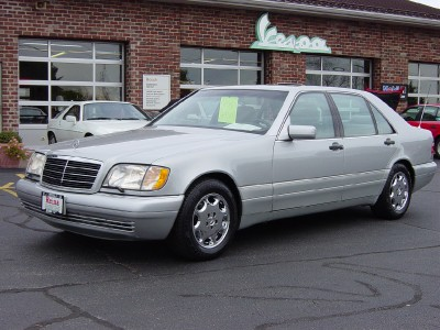1999 Mercedes Benz S Class S320 Lwb Stock 1910 For Sale