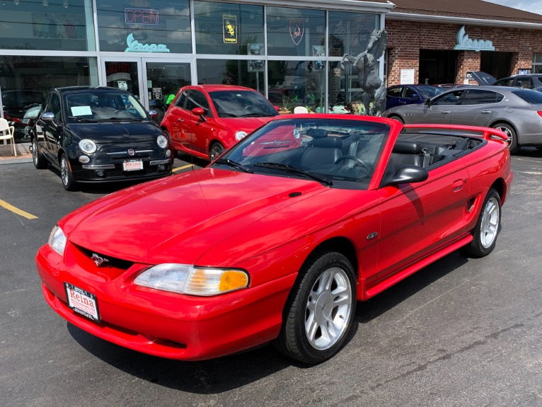 Used 1998 Ford Mustang GT Convertible | Brookfield, WI