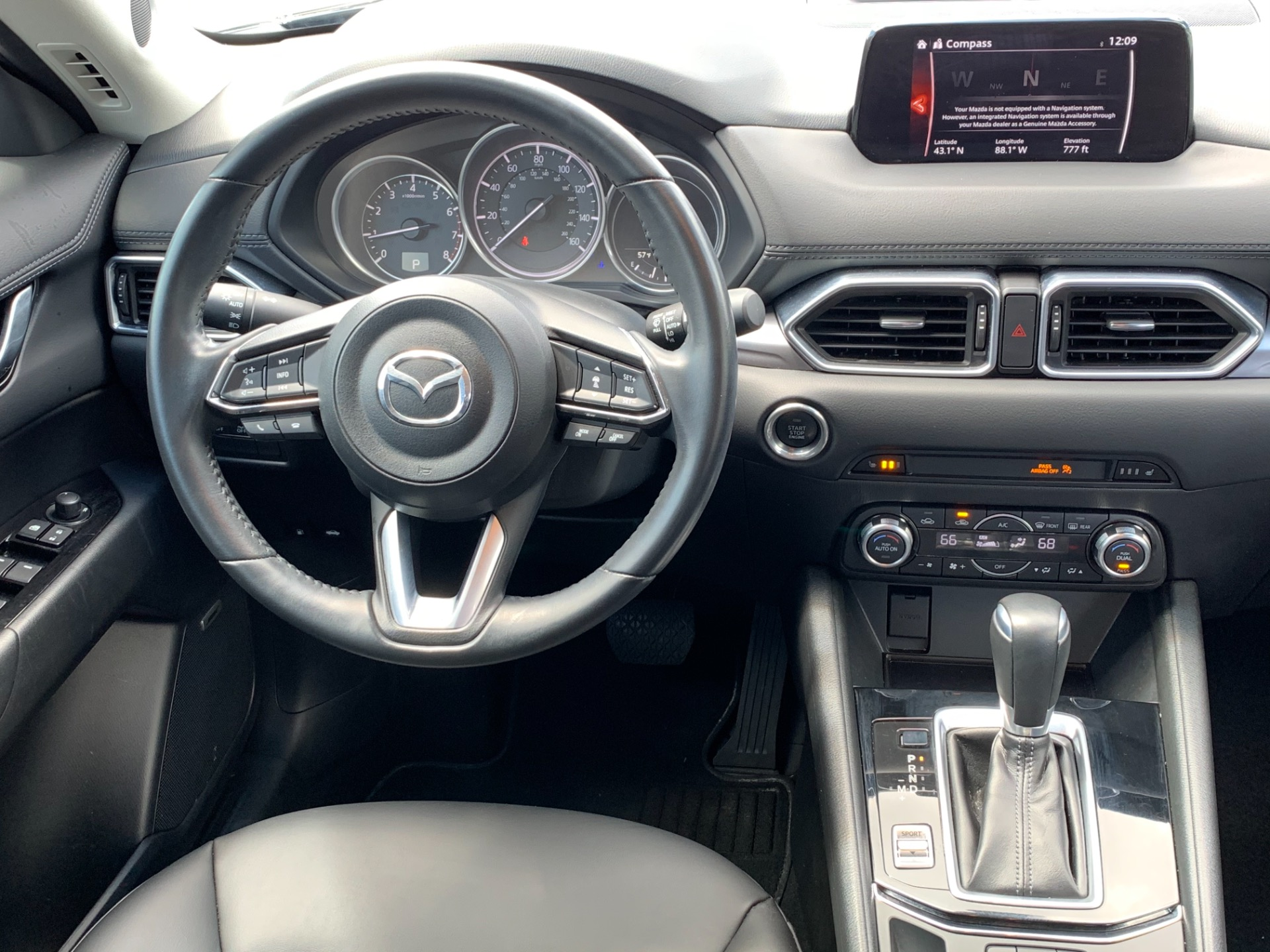 Used-2018-Mazda-CX-5-Touring-AWD-W/Adaptive-Cruise