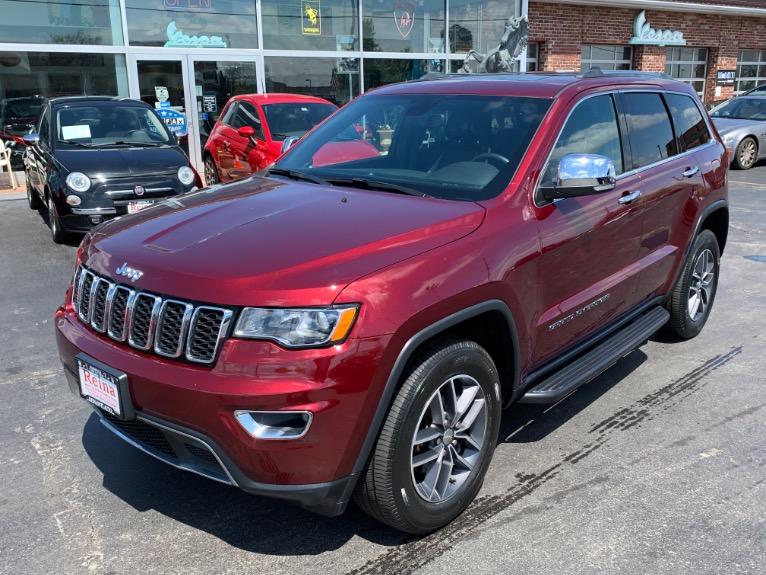 Used 2018 Jeep Grand Cherokee Limited 4x4 | Brookfield, WI