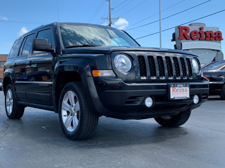 Used-2011-Jeep-Patriot-Latitude-4x4