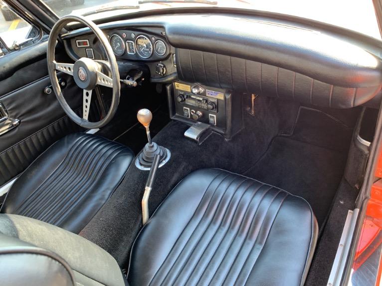 Used-1970-MGB-GT