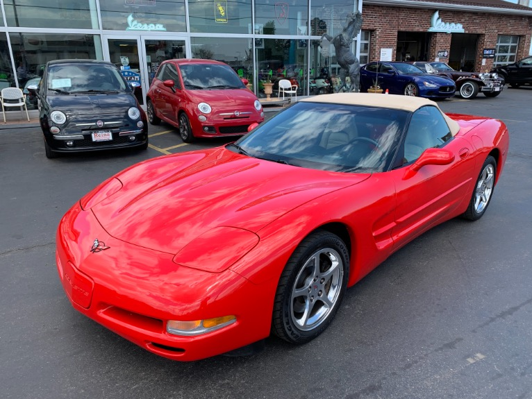 Used 2004 Chevrolet Corvette Convertible  | Brookfield, WI