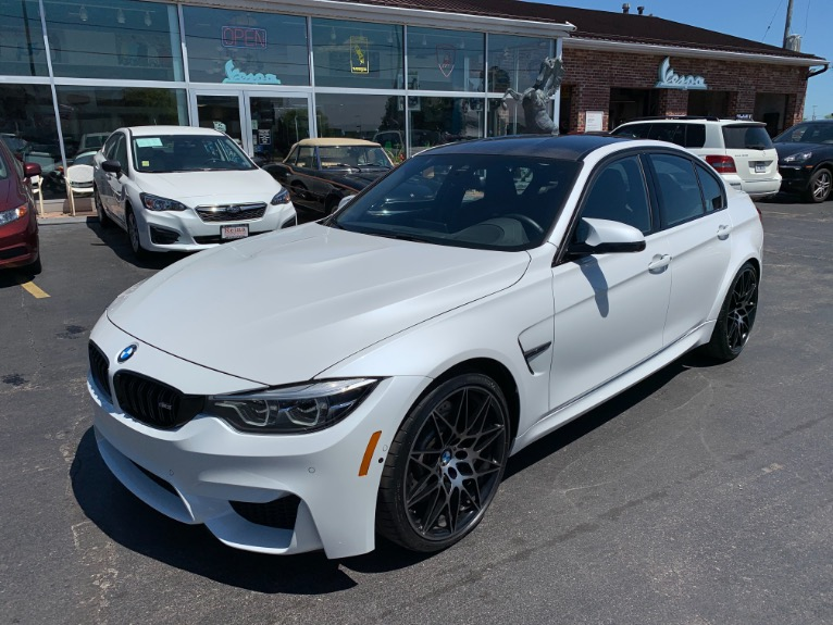 Used 2018 BMW M3 Competition PKG    Brookfield, WI
