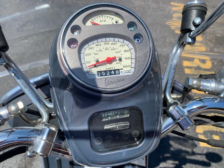 Used-2007-VESPA-GTV-250IE