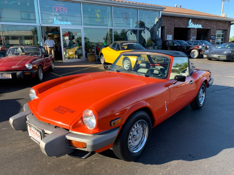 Used 1979 TRIUMPH SPITFIRE 1500 Convertible   Brookfield, WI