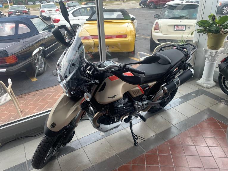New 2021 Moto Guzzi V85 TT Travel E5  | Brookfield, WI