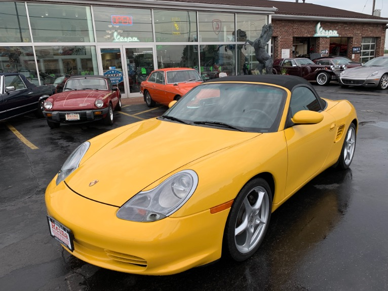 Used 2003 Porsche Boxster Convertible    Brookfield, WI