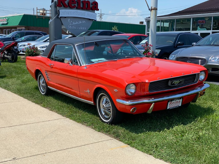 Used 1966 Ford Mustang Coupe V8 289  | Brookfield, WI