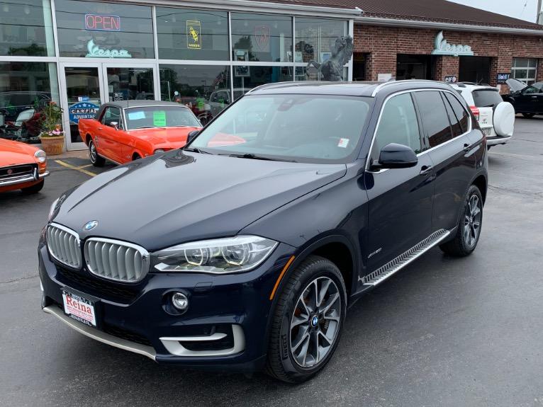 Used 2015 BMW X5 Drive 50i w/Adaptive Cruise   Brookfield, WI