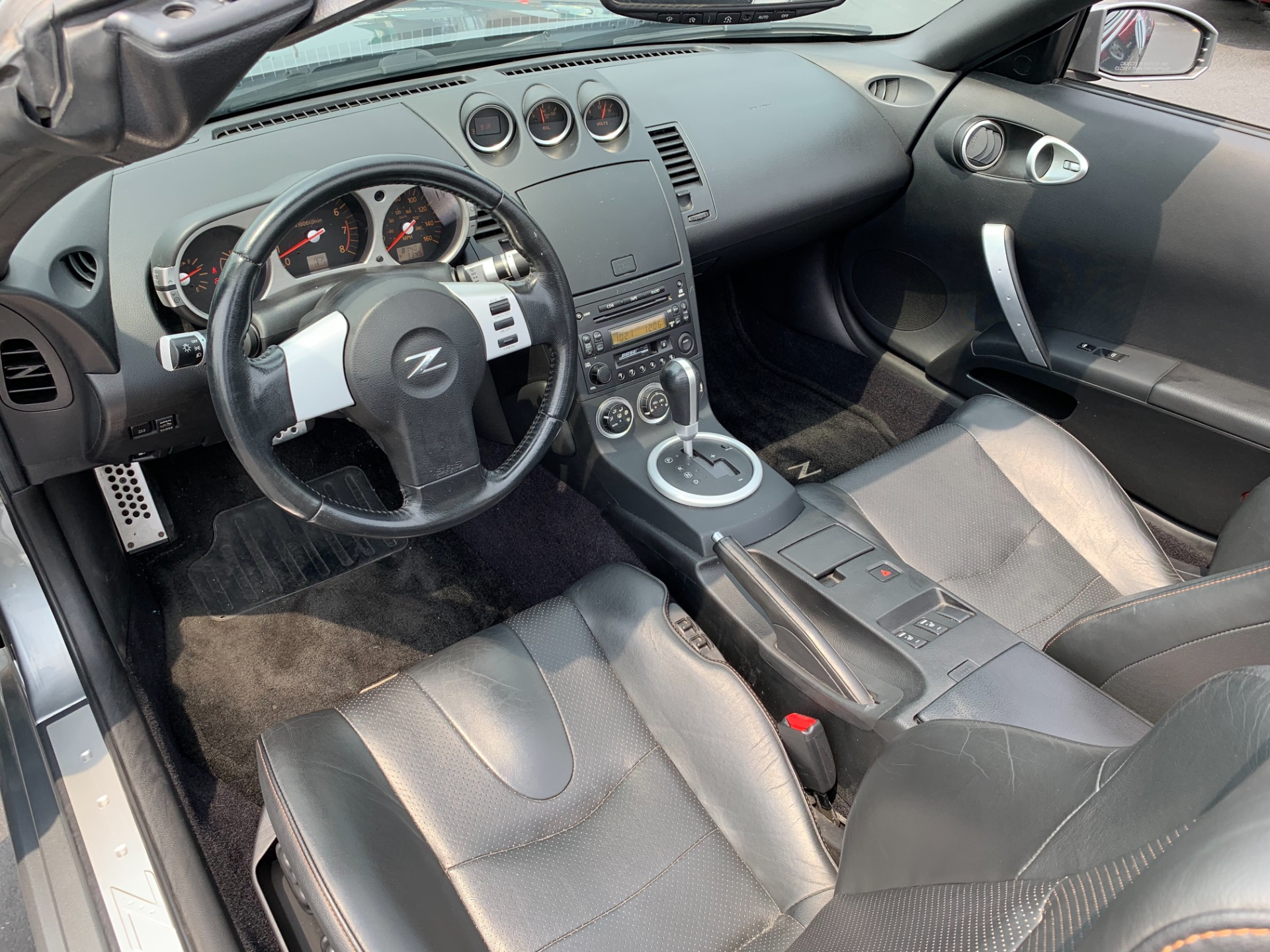 Used-2005-Nissan-350Z-Touring-Roadster