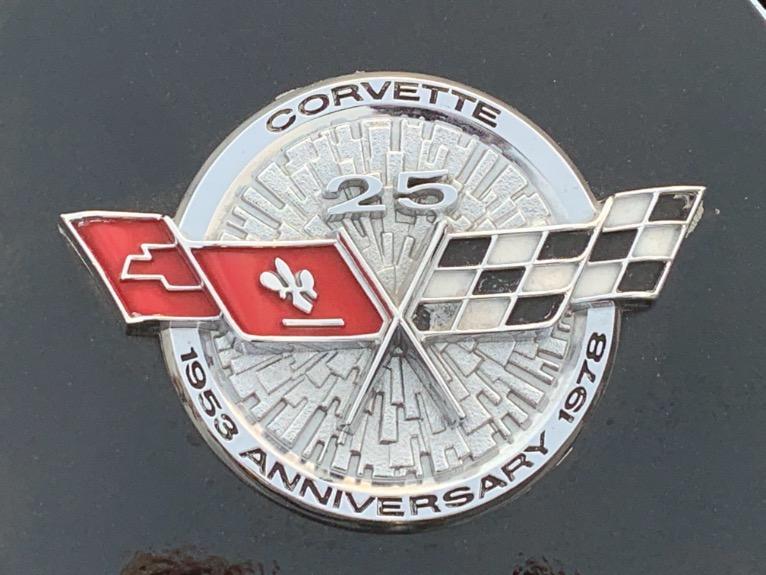 Used-1978-Chevrolet-Corvette-25th-Anniversary-Pace-Car