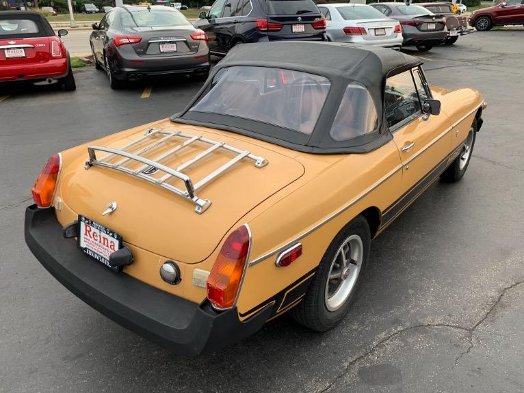 Used-1977-MGB--Convertible