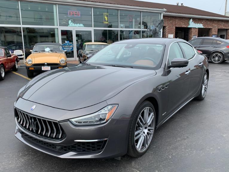 Used 2018 Maserati Ghibli SQ4 GranLusso w/Adaptive Cruise   Brookfield, WI