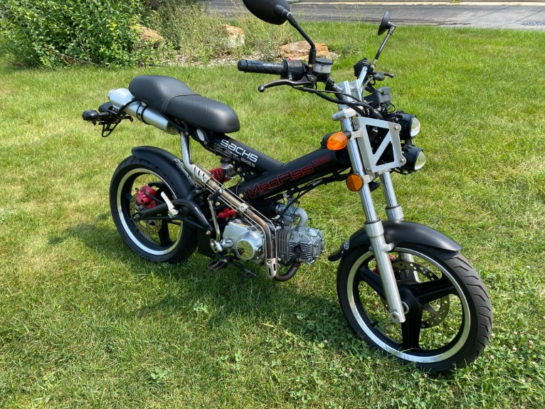 Used 2011 Sachs Mad Ass 125cc  | Brookfield, WI