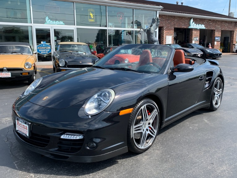 Used 2008 Porsche 911 Turbo Convertible 6-Speed | Brookfield, WI