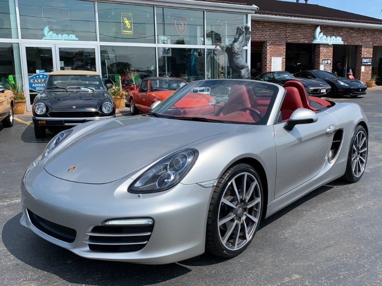 Used 2013 Porsche Boxster Convertible 6-Speed | Brookfield, WI