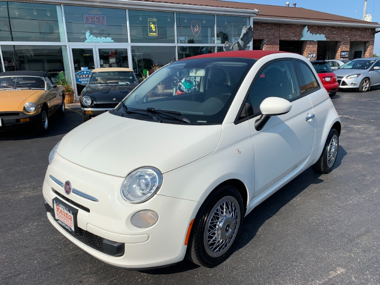 Used 2012 FIAT 500c Pop Convertible   Brookfield, WI
