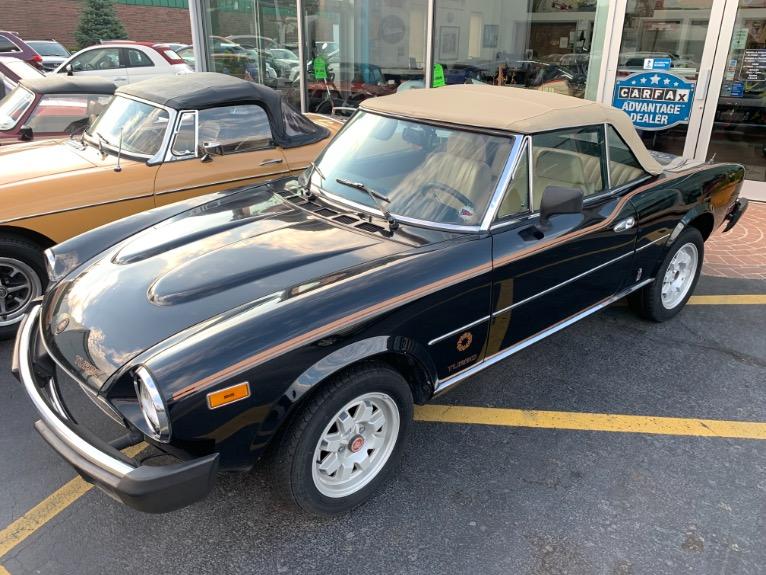 Used 1982 FIAT 2000 Spider | Brookfield, WI