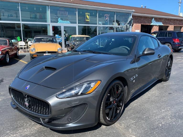 Used 2017 Maserati GranTurismo Sport 1 of 400   Brookfield, WI