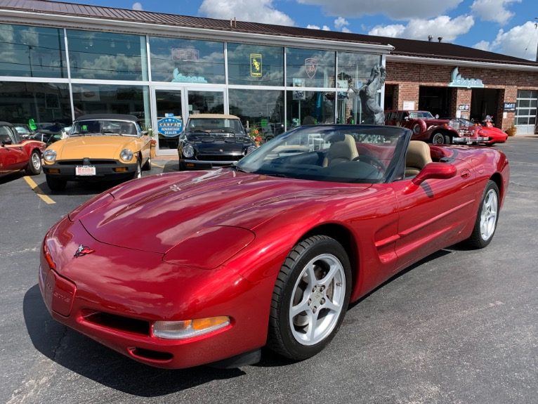 Used 2000 Chevrolet Corvette Convertible | Brookfield, WI