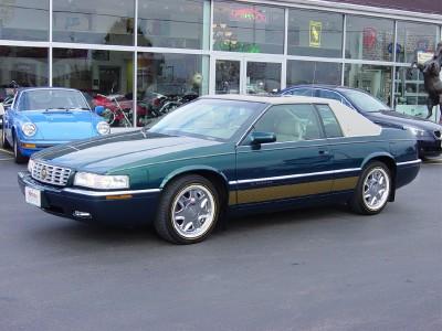 1997 Cadillac Eldorado Stock # 5291 for sale near Brookfield, WI   WI Cadillac Dealer