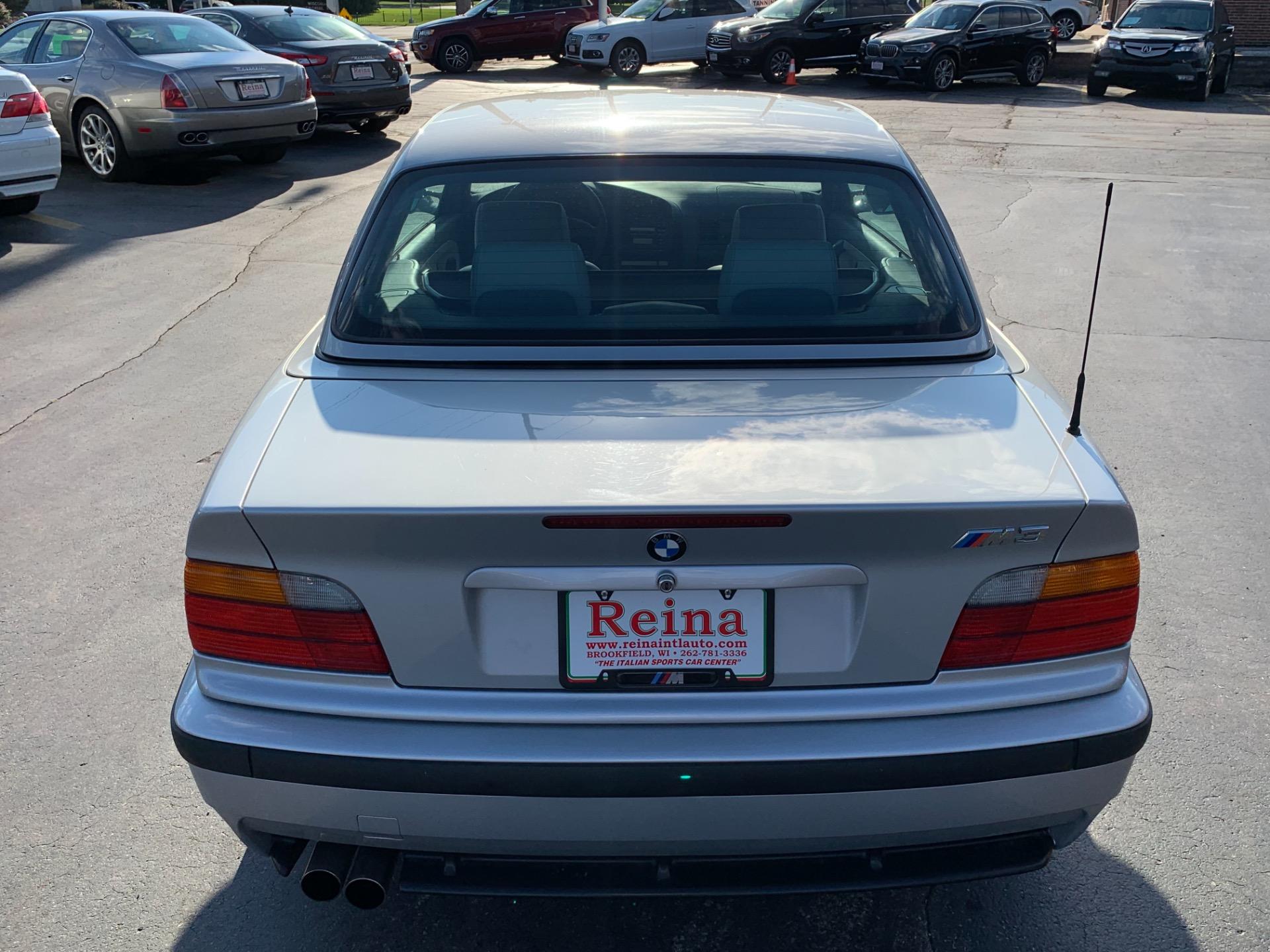 Used-1998-BMW-M3-Convertible-W/Hardtop