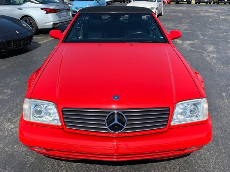 Used-1999-Mercedes-Benz-SL-500-Convertible-W/Hardtop
