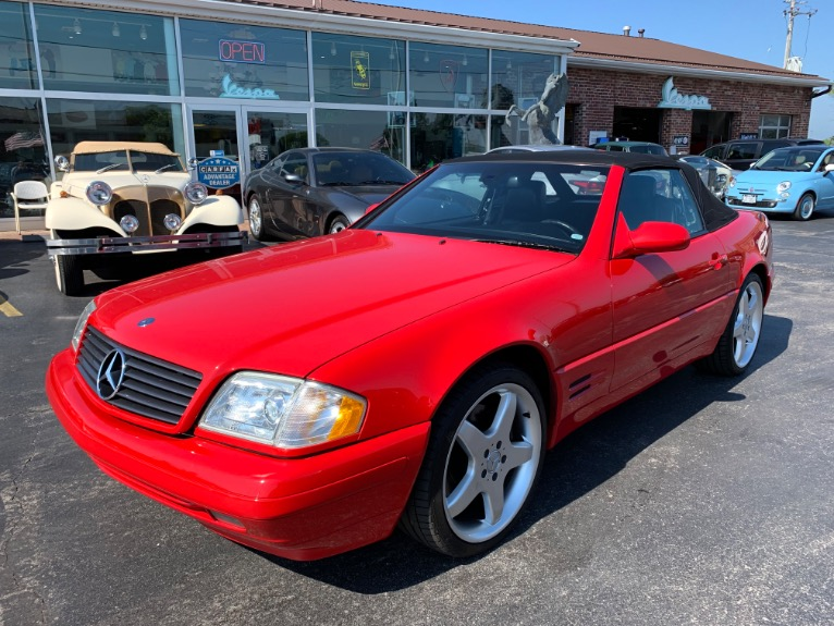 Used 1999 Mercedes-Benz SL 500 Convertible W/Hardtop   Brookfield, WI