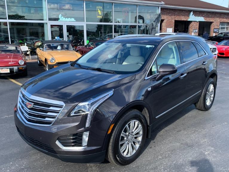 Used 2018 Cadillac XT5 Luxury W/ Adaptive Cruise | Brookfield, WI