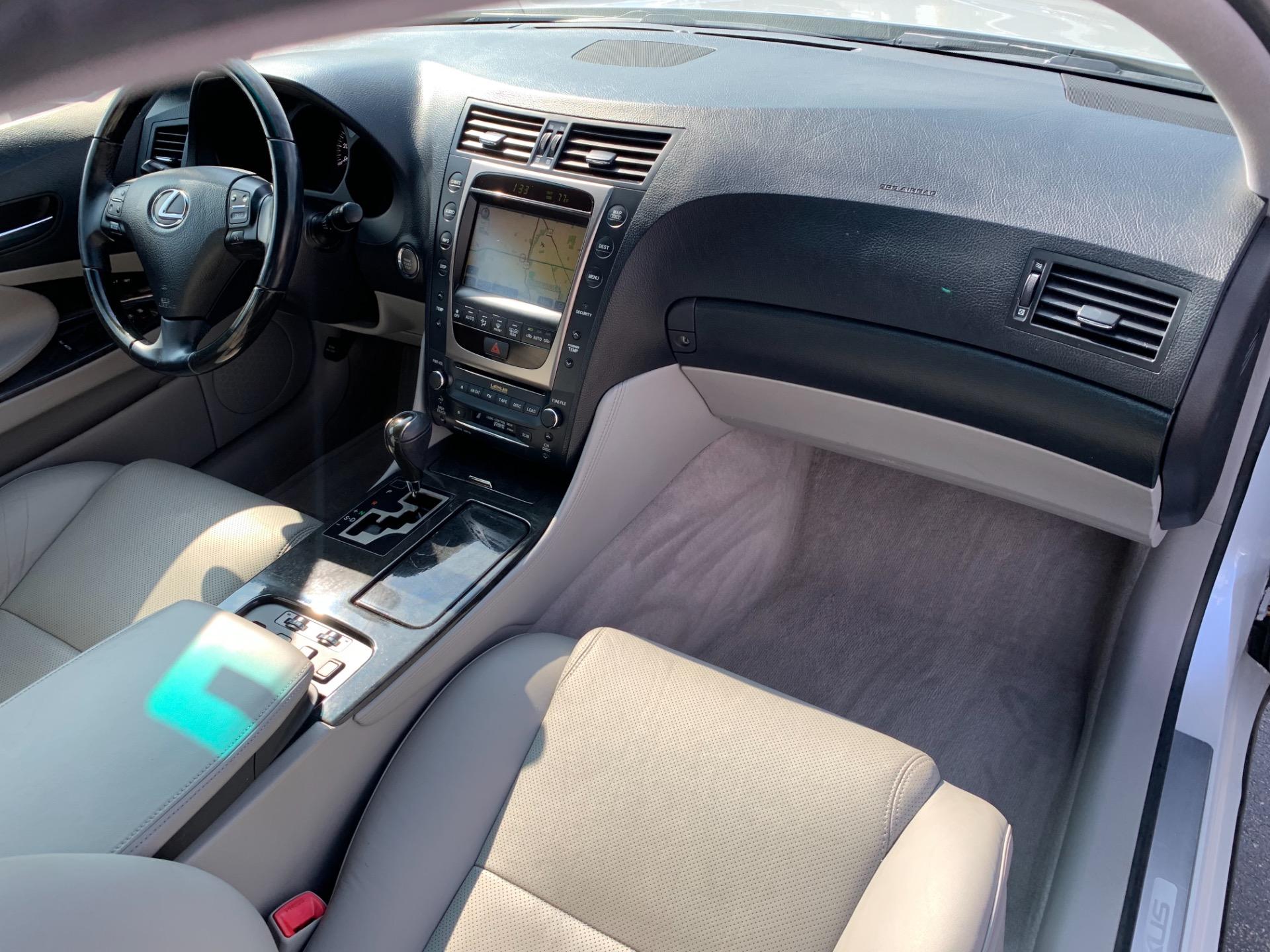 Used-2007-Lexus-GS-350-AWD