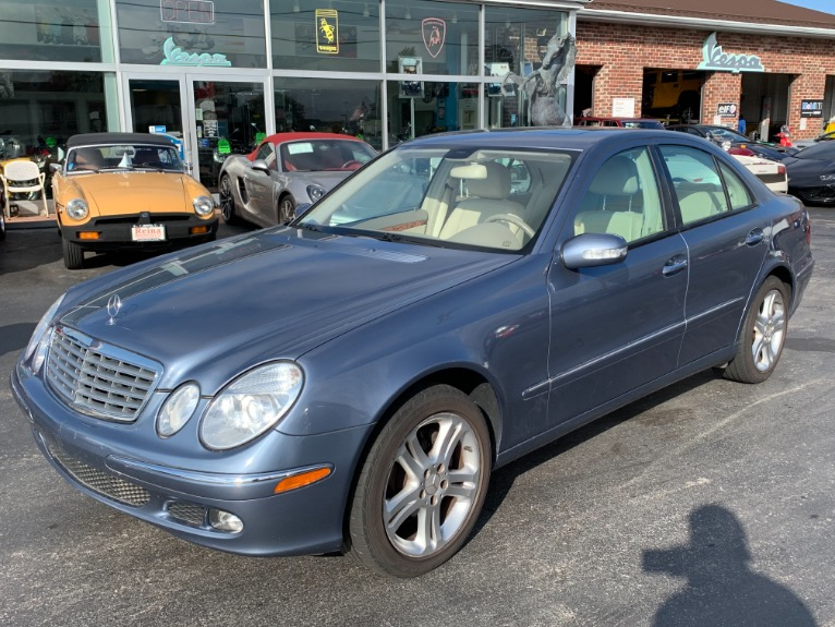 Used 2006 Mercedes-Benz E 350 4MATIC | Brookfield, WI
