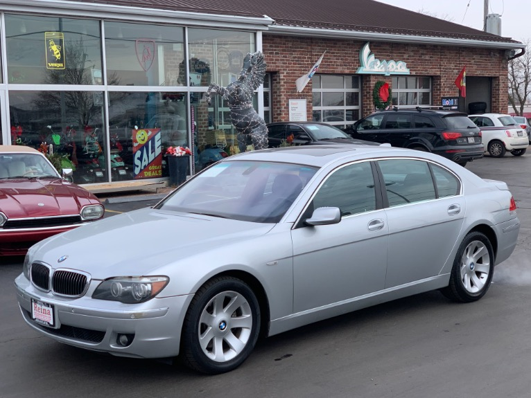 Used 2007 BMW 7 Series 750Li | Brookfield, WI