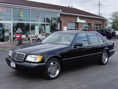 1999 Mercedes Benz S Class S600 Stock 1943 For Sale Near