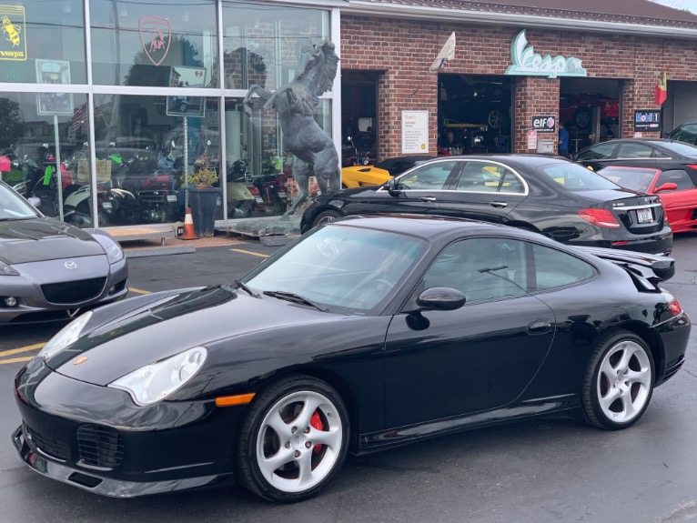 Used 2004 Porsche 911 Carrera 4S  AWD | Brookfield, WI