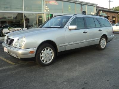 1999 Mercedes Benz E Class E320 4matic Wagon Stock 3496 For Sale Near Brookfield Wi