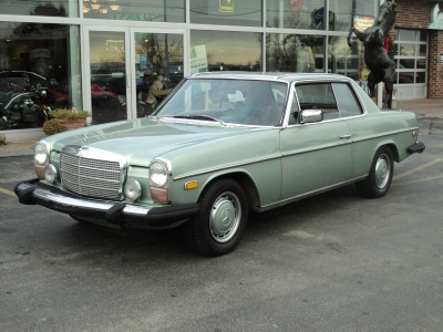 1975 mercedes benz 280c stock 5666 for sale near for Mercedes benz dealers wisconsin
