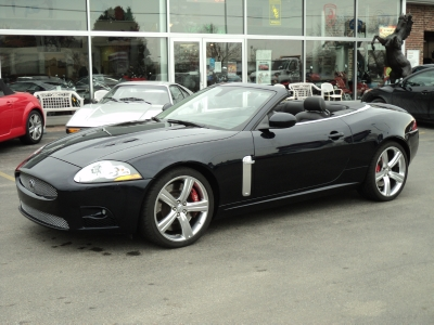 Used 2008 Jaguar XK Series XKR Portfolio Edition Supercharged | Brookfield,  WI