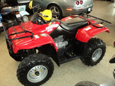 Town And Country Honda >> 2003 Honda Recon Stock # 9619 for sale near Brookfield, WI | WI Honda Dealer