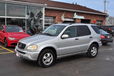 Used 2002 Mercedes-Benz M-Class ML320 | Brookfield, WI