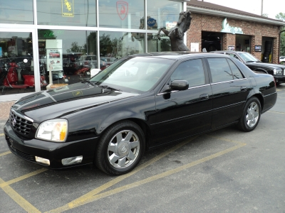 2002 Cadillac Deville Dts Stock 3944 For Sale Near