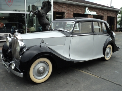 1947 Rolls Royce Silver Wraith Stock 0047 For Sale Near