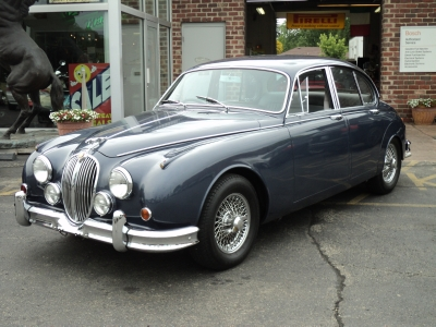 Auto Loan Calculator Edmunds >> 1963 Jaguar Mk II Saloon Stock # 44DN for sale near ...