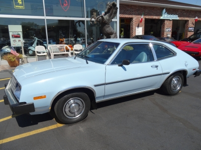 Used Car Down Payment Calculator >> 1979 Ford Pinto Stock # 2157 for sale near Brookfield, WI | WI Ford Dealer